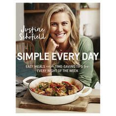 Simple Every Day by Justine Schofield - Book