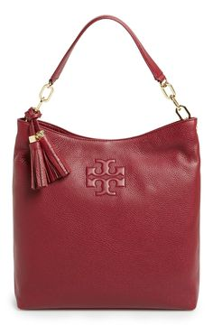 Adding this gorgeous Tory Burch bag to the wishlist!