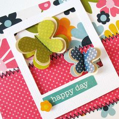 Card-Blanc by Kathy Martin