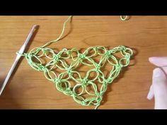 Shawl Patterns, Crochet Patterns, Love Crochet, Knit Crochet, Sunburst Granny Square, Photo Pattern, Crochet Shawls And Wraps, Crochet Baby Clothes, Crochet Stitches