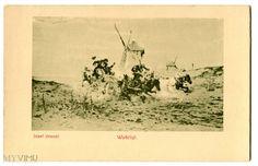 Wyścigi, Józef Brandt, c. 1910