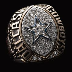 1992 Dallas Cowboys Super Bowl XXVII Championship Ring