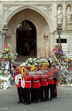 Lie princess diana 39 s coffin lying in state truth if you for 32 princess of wales terrace