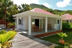 Love the little cottages on St. Barts