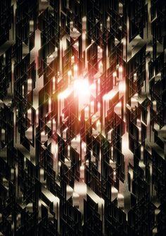 b2b75aca6c5fca33f42bce71c2a68569 20 Futuristic Digital Artworks by Sakke Soini - Crazy impressive 80s Album emulation.