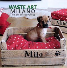 Eco Pallet Dog HOuse