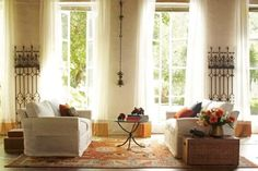 House Tour: A Converted Power Plant Is Transformed Into An Eclectic Home