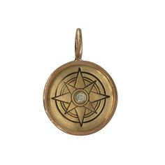 Reis-Nichols Jewelers : HEATHER MOORE Small Compass Charm