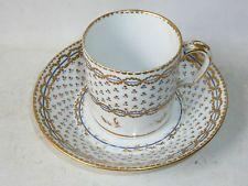 Tasse litron porcelaine Sévres XVIII ou XIX