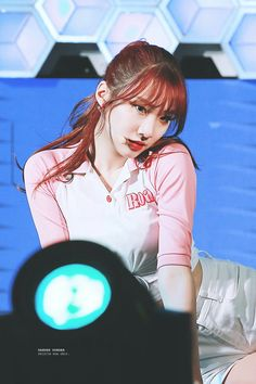 Roa  Kpop Girl Groups, Korean Girl Groups, Kpop Girls, Pristin Roa, Kim Min Kyung, Pledis Girlz, Oh My Heart, Chinese Zodiac Signs, Pledis Entertainment
