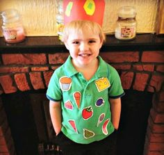 Thursday 2nd March sees the annual World Book Daycelebrations, and parents all over the country will be letting out a collective groan when they realise they need to send their kids to school dressed up as a character from a book. A few years ago, when it was Harrison's first World Book Day at nursery, …
