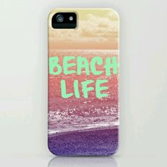 Beach Life Case!