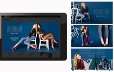 Image result for fashion lookbook layout