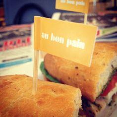 Au bon pain in Thailand :)