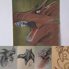 Dragons, dragons, dragons! #dragons #artwork #handdrawn #fantasy #pastels #charcoal Pastels, Dragons, Charcoal, Moose Art, How To Draw Hands, My Arts, Fantasy, Artwork, Animals