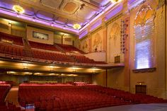 Balboa Theater - San Diego.   We played here on a tour with Mary Chapin Carpenter in 2010.