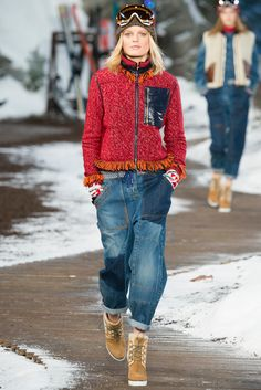 Tommy Hilfiger Fall 2014 Ready-to-Wear Collection Photos - Vogue