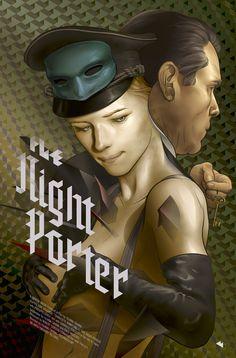 The Night Porter : Martin Ansin, Illustrator | Illustration Portfolio