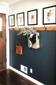 Simple & Affordable Fall Entryway – Best Home Decor Home Renovation, Home Remodeling, Fall Entryway, Entryway Decor, Foyer Decorating, My Dream Home, Home And Living, Living Room, Home Projects