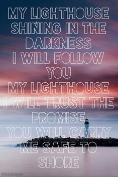 Fire before us, you're the brightest. You will lead us through the storm My Lighthouse by Rend Collective #worshipmusic #lyrics