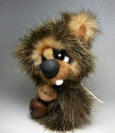 Munchii by Little Bittie Bears