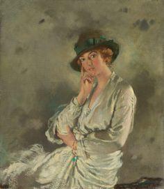 Mrs. Charles S. Carstairs, National Gallery of Art , Washington D.C.