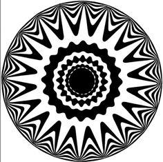 Скрин из книги - геометрический орнамент.