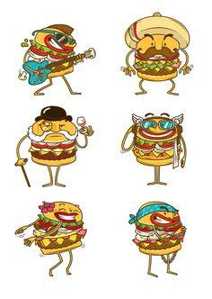 La Res Burgers