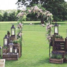 157 DIY Creative Rustic Chic Wedding Centerpieces Ideas
