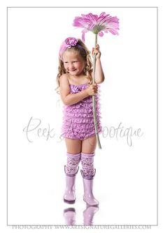 Lavender Lace Petti Romper by www.thepeekabootique.com