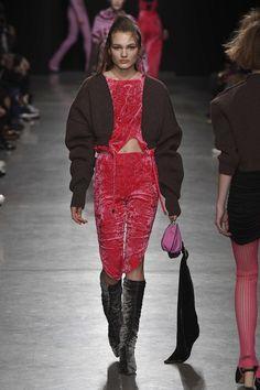 Veronique Leroy, Automne/Hiver 2017, Paris, Womenswear
