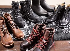 Outfit your feet for work and play with these premium boots