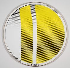 """Mirror number 4"", 1970, Roy Lichtenstein"