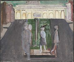 Image result for Mark Rothko Oedipus (1944)