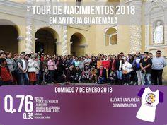 Se viene el 2 #tourdenacimientos de #cucuruchoenguatemala ! Habrán regalos y rifas gracias al apoyo de @eventoscatolicos @agendadelcucurucho @calendariodelcucurucho y @entre_marchas_va_jesus . Escríbenos por #whatsapp al 4129-8228