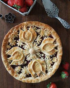 Самые красивые пироги в мире!