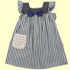 Misha Lulu dress  8-O love the contrast print pocket