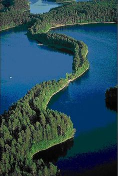 All World Visits: Finland Lake.*-*.
