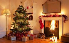 Christmas is a Christian holiday focused on the Birth of Jesus. The presents given on Christmas signify the gifts that were given at his birth.