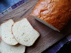 1963 Homemade White Bread - This is a wonderful vintage bread recipe    by amandascookin #Bread #vintage