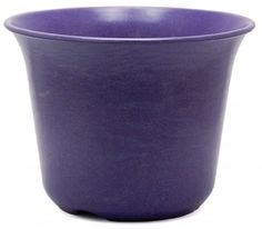 Rosso's International P29-15 Large Eggplant Contempo Planter by Rossos International. $14.37. Planter. Environmentally safe. Made of nutrient rich organic matter. Ideal for any type of plant and organic fruits and vegetables. Easy to use. Rosso-feets international p29-15 large eggplant contempo planter. Save 10%!