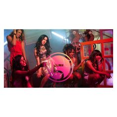 Video Premiere Fifth Harmony Me My Girls ❤ liked on Polyvore featuring fifth harmony, dark red and red
