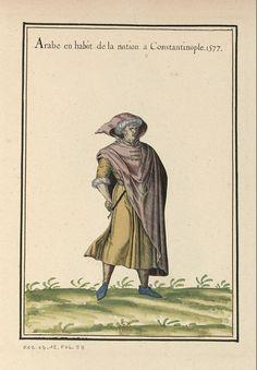 Ensemble de gravures de costumes de Turquie du XVIe siècle.f058.jpg