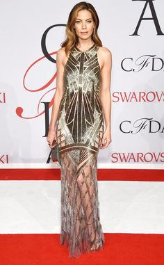 Michelle Monaghan from 2015 CFDA Fashion Awards: Red Carpet Arrivals   E! Online