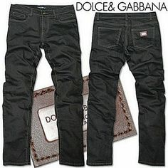 Jeans Dolce & Gabbana Homme H0083