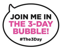 Use this fun fundraising graphic on social media to alert people to your training and involvement in The 3-Day!  #fundraising #breastcancer #socialmedia #morethanpink #The3Day #pink #fun