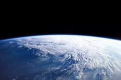"""""""Very_Thin_Blue_Layer""""  European Space Agency photo"""