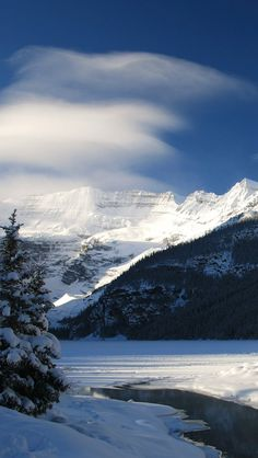 Lake Louise, Alberta, Canada - the Lake Louise I'm familiar with.