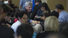 Conservatives, NDP focus on reeling in front-runner Trudeau - The Globe and Mail