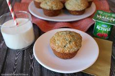 Yogurt Muffins #Recipe
